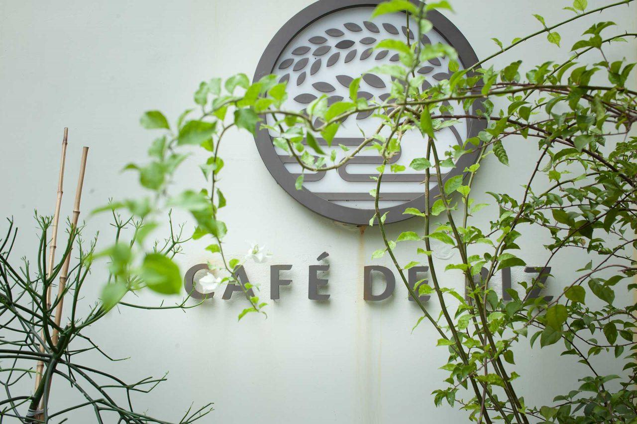 Café de Riz,混出來的米日子