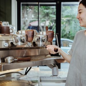 米販咖啡 安和店 正式營運中