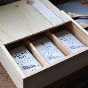 精緻米禮盒