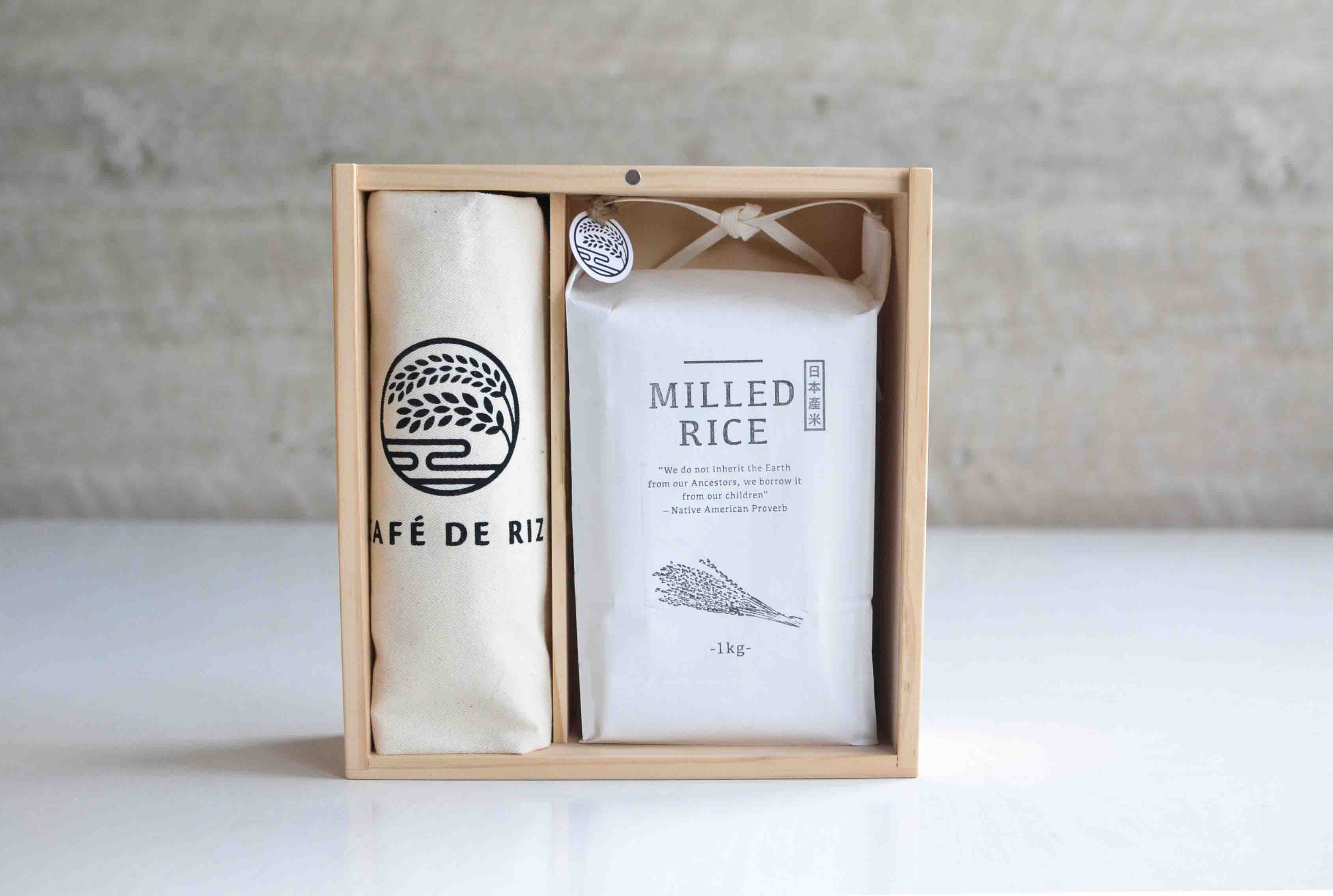 米販咖啡-中秋限禮-日本越光米