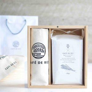 限定禮盒 - RAW Special Blend 特調米