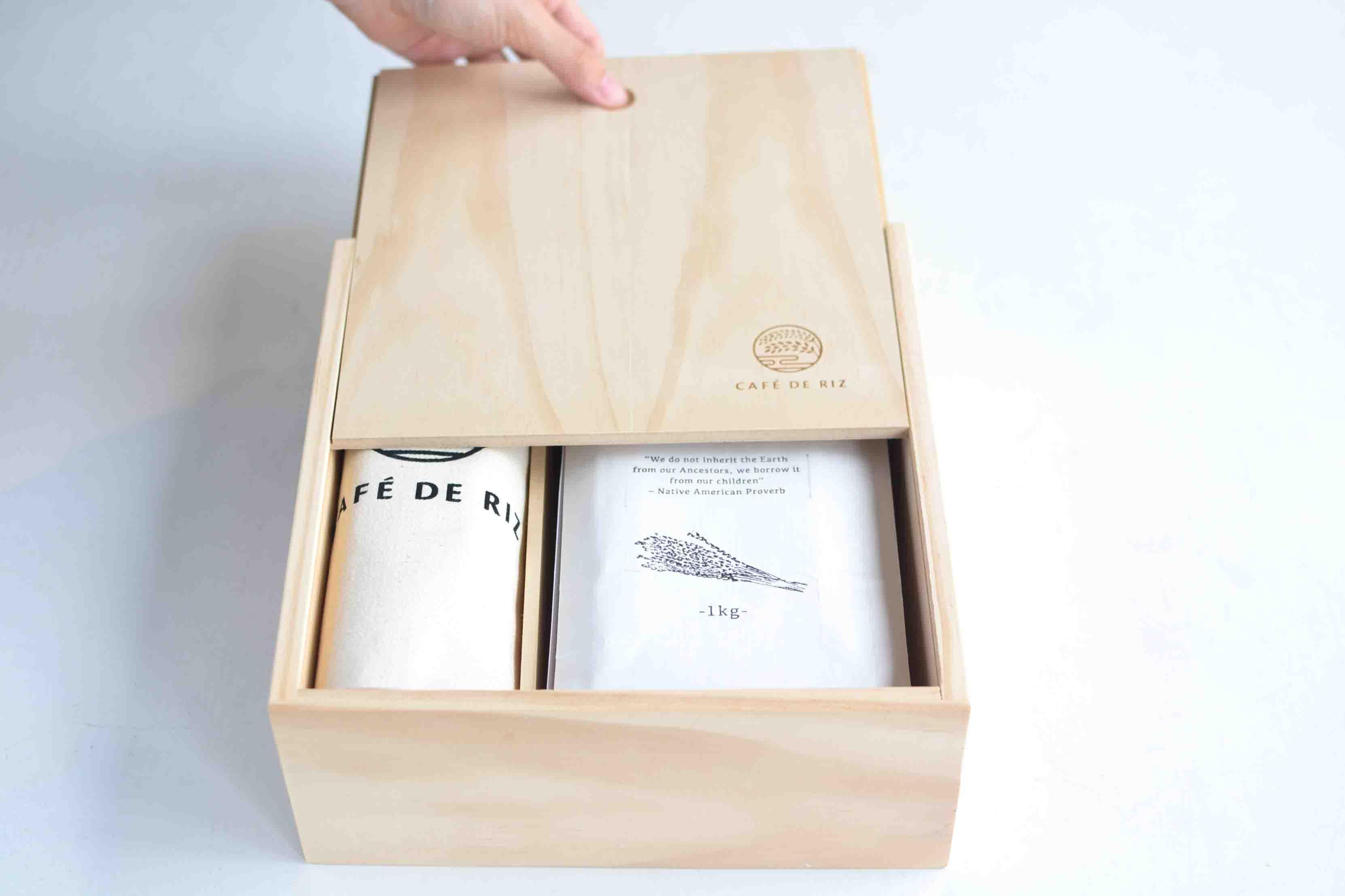 米販咖啡-中秋限禮-台灣紅藜