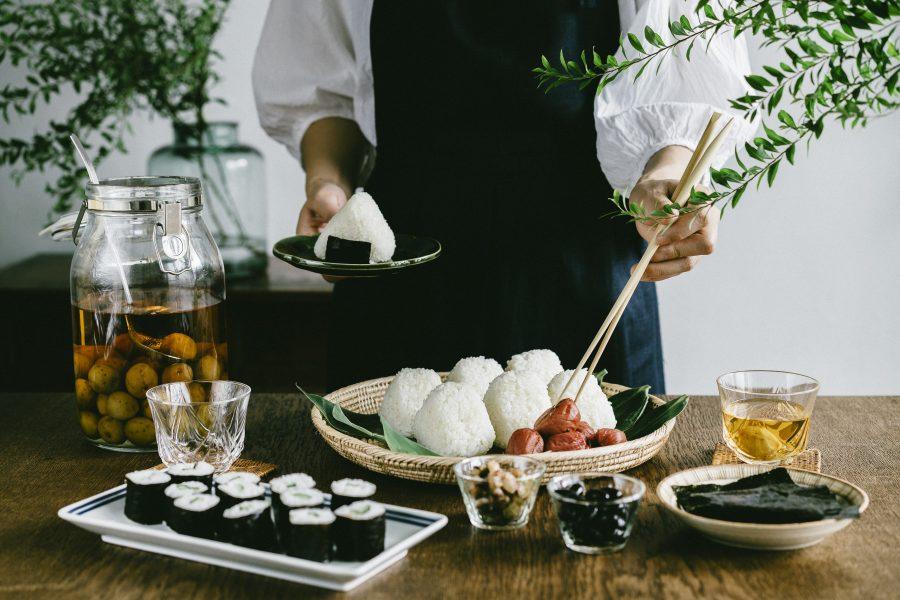 米販咖啡_米日記_食譜_手捏鹽味飯糰-04