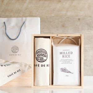 限定禮盒 - 台梗九號米